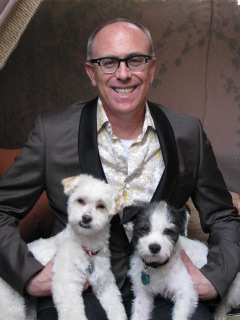 Greg and pups